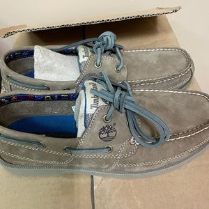 NEW IN BOX TIMBERLAND BOAT SHOES!